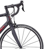 Kestrel RT-1000 Shimano 105 Endurance Road Bike, Medium/53 cm, Satin Carbon/Brick Red