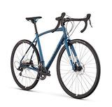 Raleigh Bikes Willard 1 All Road Bike, Blue, 56 cm/Medium