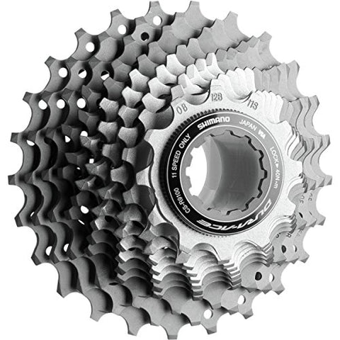 Shimano Dura-Ace CS-R9100 11-Speed Cassette One Color, 12-25