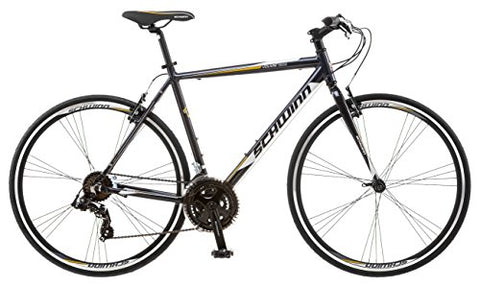 Schwinn S5460D Men's Volare 1200 Bike, 700c, Grey