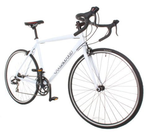 Vilano Shadow Road Bike, Large, White