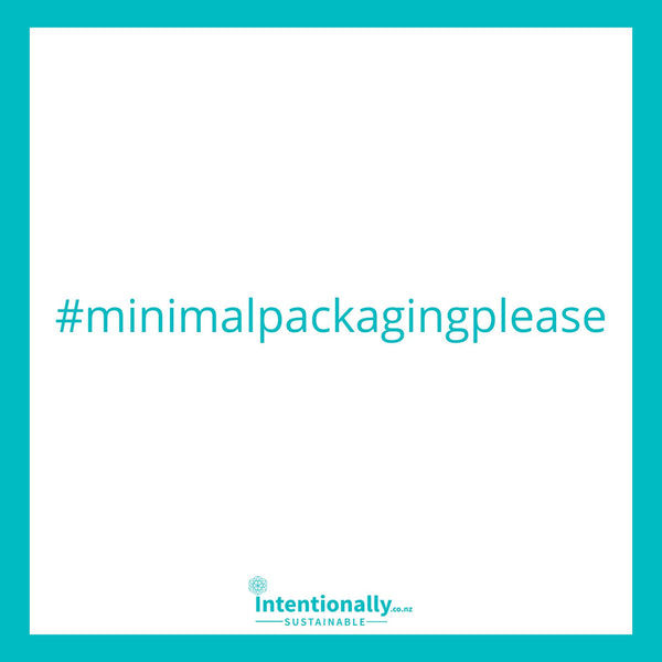 Share image minimal packaging please