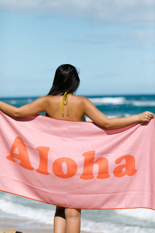 Aloha in Grapefruit