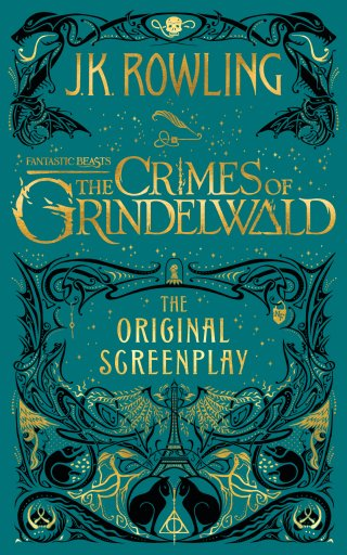 Crimes of Grindelwald cover
