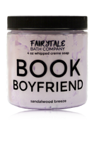 BOOK BOYFRIEND WHIPPED SOAP