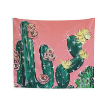 Cactus Indoor Wall Tapestries