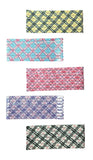 Evogirl Evogirl Bobby Pins Cute & Colorful Designs Mix & Match Hair Barrattes 5.7cm Quilted /rb1263