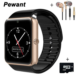 Premium Smartwatch Bluetooth, Sport Watch, Camera, FM, Support SIM