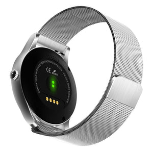 Fit Smarwatch Magnetic Suction, Heart Rate Monitor