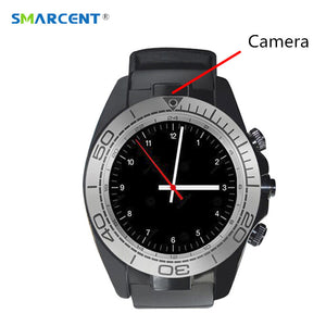 SMARCENT SW007 Bluetooth, Camera, Pedometer, SIMard Men