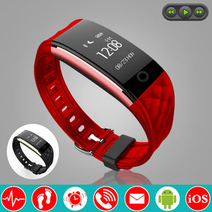 Fashion SW Music Control, Bluetooth Connectivity,Heart Rate Monitoring, Fitness Watch