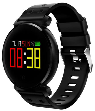 New K2 Smart Watch, Unisex, Sportwatch, Smart Wristband With Blood Heart Rate, IP68, Waterproof