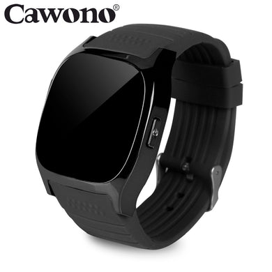 Cawono Bluetooth M26 Smart Watche, Call Reminder, Music Player, Pedometer