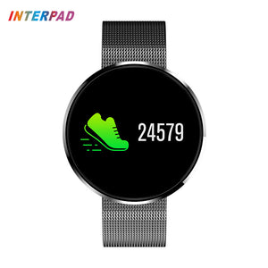 Smart Watch Waterproof HD  Watch Sleep, Tracker Smartwatch, Support Blood Pressure Oxygen