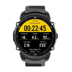 Sport Smart Watch IP68, Waterproof, Bluetooth, Heart Rate, Fitness Tracker