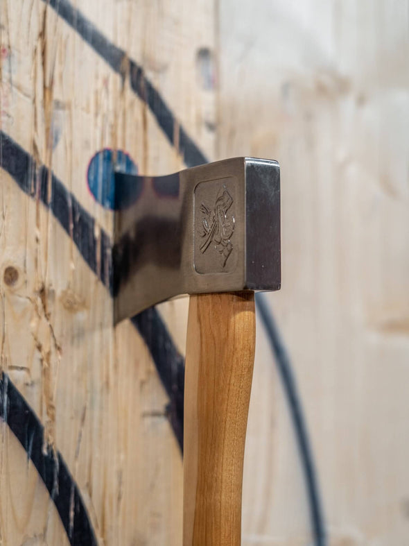 The Bad Axe Throwing Axe Killshot