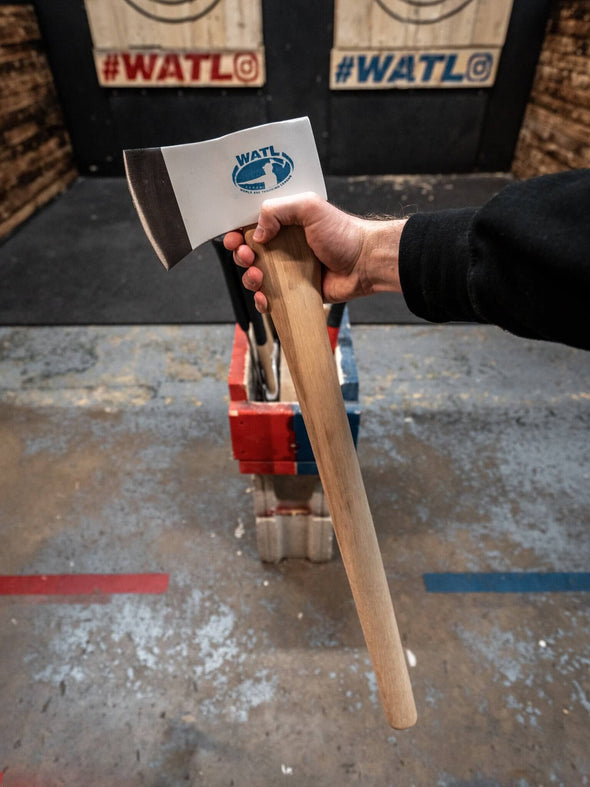 Axe Throwing Starter Kit Big Axe