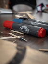 WATL Marker Home Kit (1 Black, 1 Red, 1 Blue)