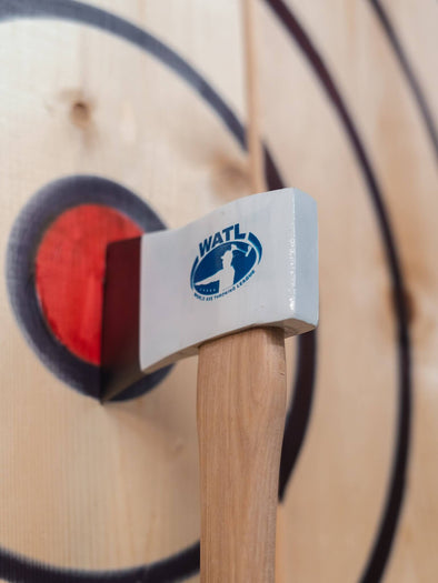 World Axe Throwing League Competition Thrower (New For 2020)