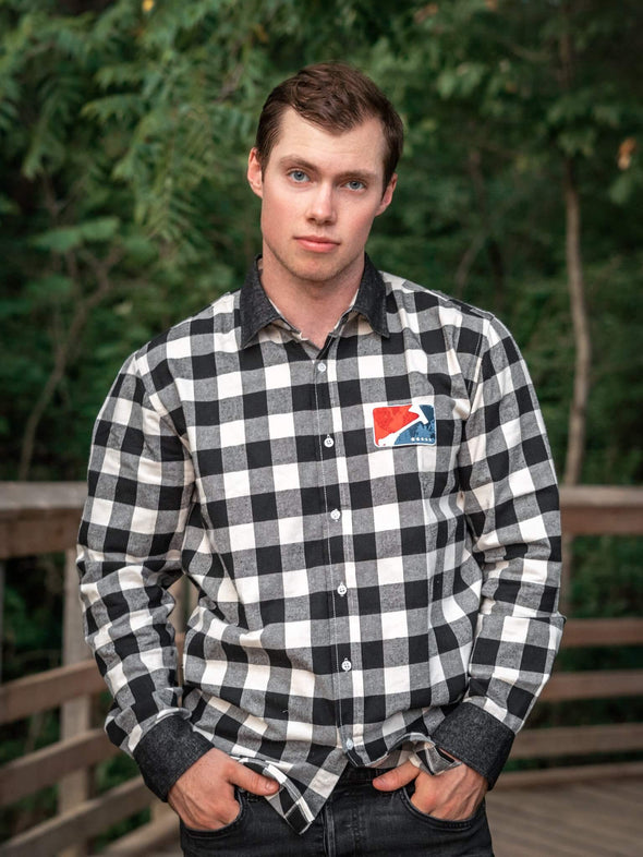 World Axe Throwing League Axe Master Flannel