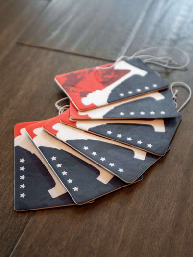 World Axe Throwing League Car Air Freshener