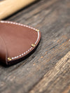 World Axe Throwing League Premium Leather Sheaths Stitching