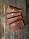 World Axe Throwing League Premium Leather Sheaths Flatlay 2