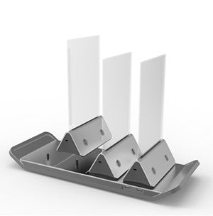 Power Wedge - Multi-Port Charging Dock