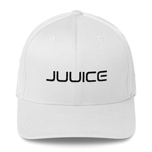Juuice Icon Flex-Fit in White