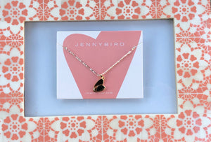 Layla Heart Pendant Necklace