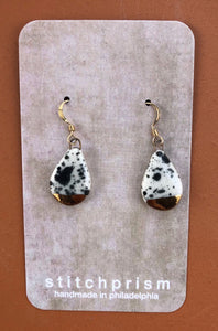 Mini Teardrop Dangle Earrings