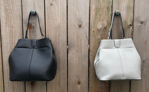 Carry-All Bucket Bag