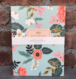 2 Floral Journal Set