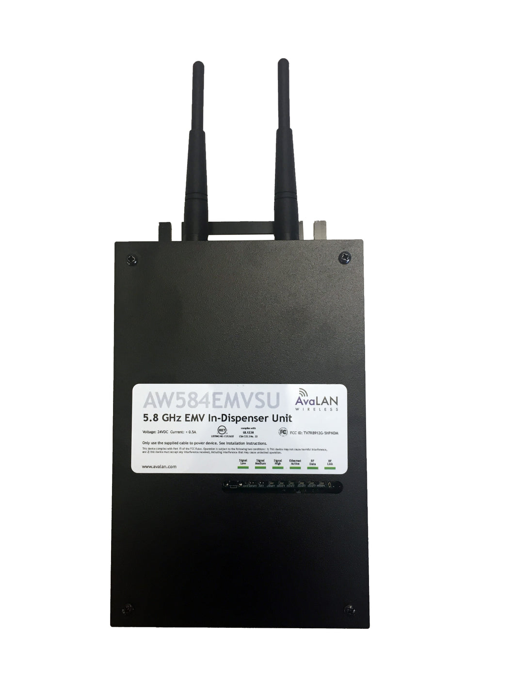 AW584EMVSU Wireless In-Dispenser Unit with Network Switch
