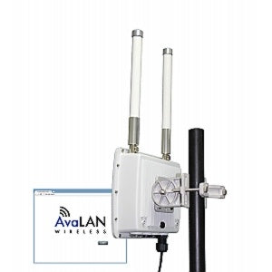 AW58300HTA 5.8 GHz Outdoor Wireless Ethernet Radio - 300 Mbps Access Point