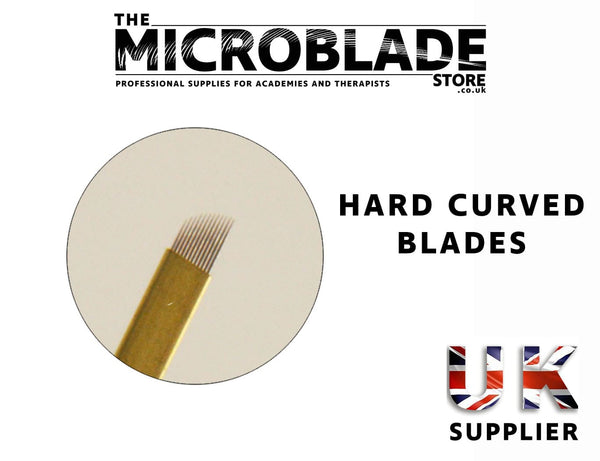 Professional Microblading - Hard Curve Microblade - 0.25mm - The Microblade Store