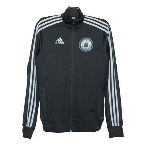 Black Adidas Defiance Trio Jacket