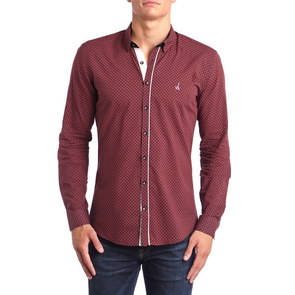 Scarlet Slim Fit Dress Shirt long sleeve