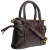 Hidesign Mina Leather Small Satchel