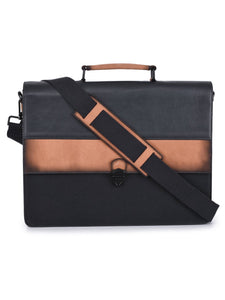 Leather Laptop Bag -PRM868