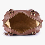 Leather Shoulder Bag - PR857N