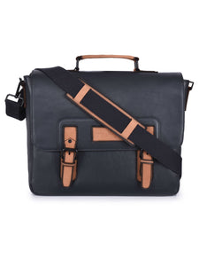 Leather Laptop Bag -PRM870
