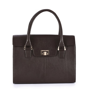 Leather Hand Bag - PR872