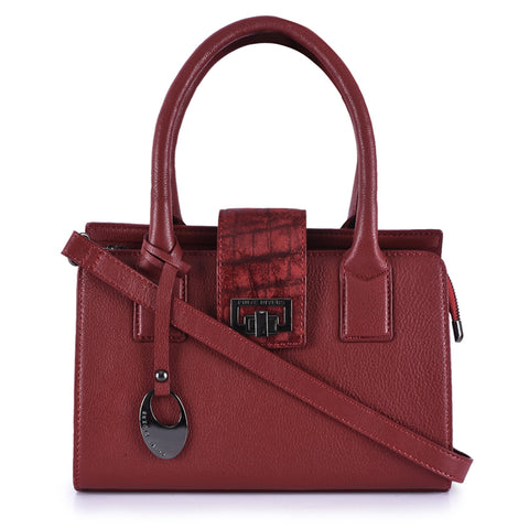 Leather Hand Bag - PR875