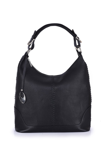Leather Hobo Bag - PR867