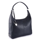 Leather Hobo Bag - PR868N
