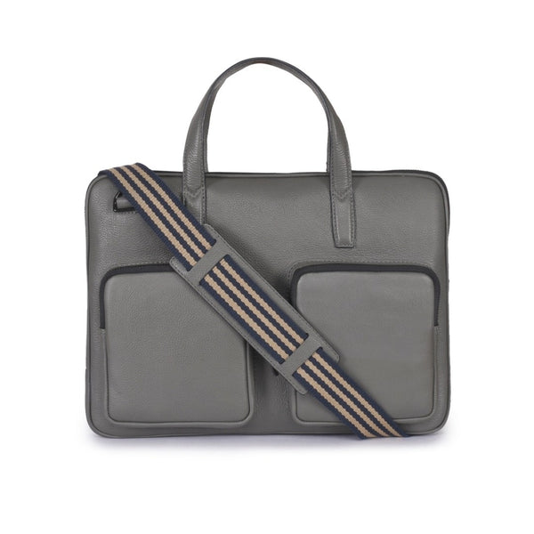Leather Laptop Bag -PRM634