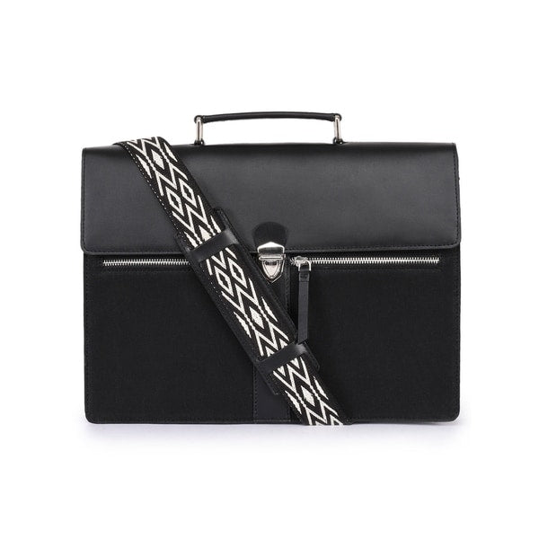Leather Laptop Bag -PRM630