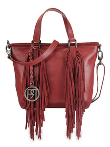 Leather Handbag - PR1076
