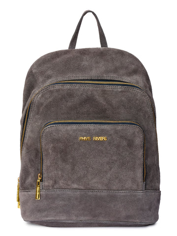 WOMEN'S LEATHER BACKPACK - PRU1343